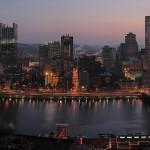 Pittsburgh at dawn