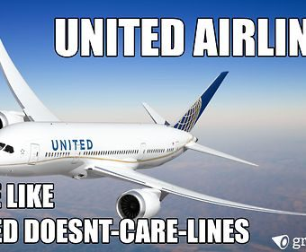 United Airlines and the Price Race to the Bottom