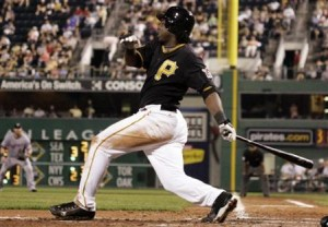 A picture of Lastings Milledge