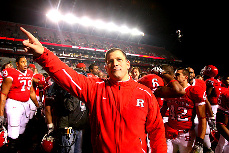 Greg Schiano, EX-Rutgers coach