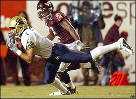 Larry Fitzgerald - Pitt vs VT
