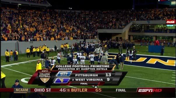 I'm a Pitt fan