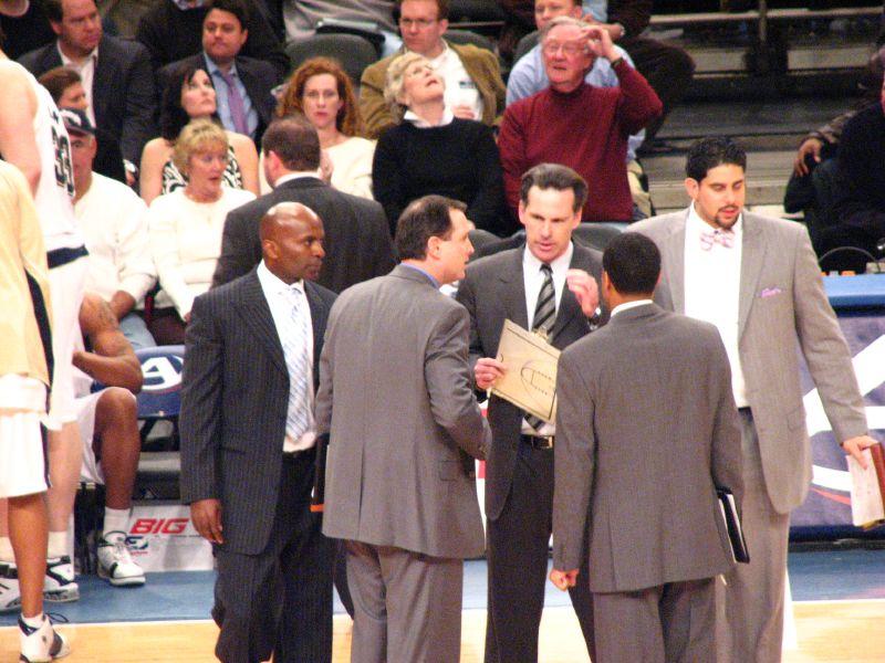Pitt coaching staff
