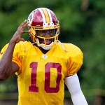 RGIII, Redskins icon?