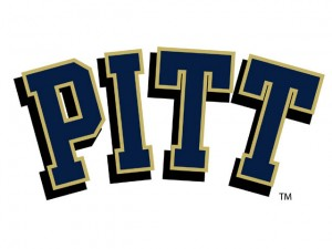 Pitt Logo - block lettering