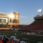 Texas vs. Oklahoma State at Boone Pickens Stadium, Stillwater, Oklahoma.