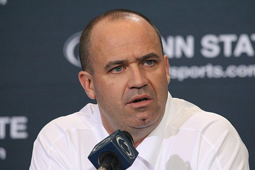 Penn State Head Coach Bill O'Brien