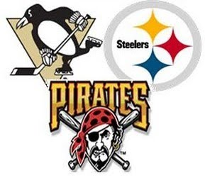 Pittsburgh Sports Logo